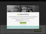 Ancestry.co.uk Coupon Code