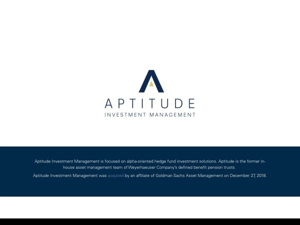 Screenshot of www.aptitudeinvest.com