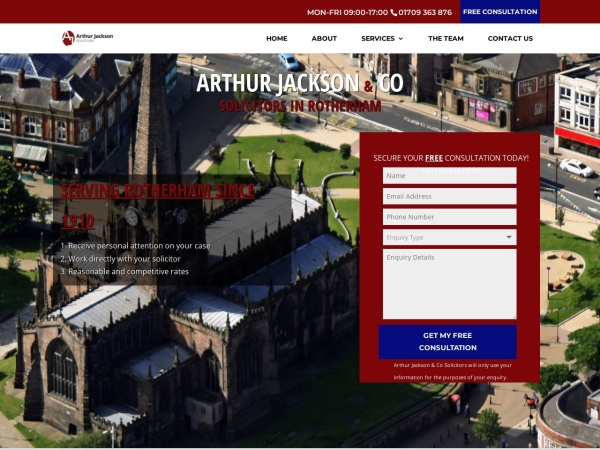 http://www.arthurjackson.co.uk
