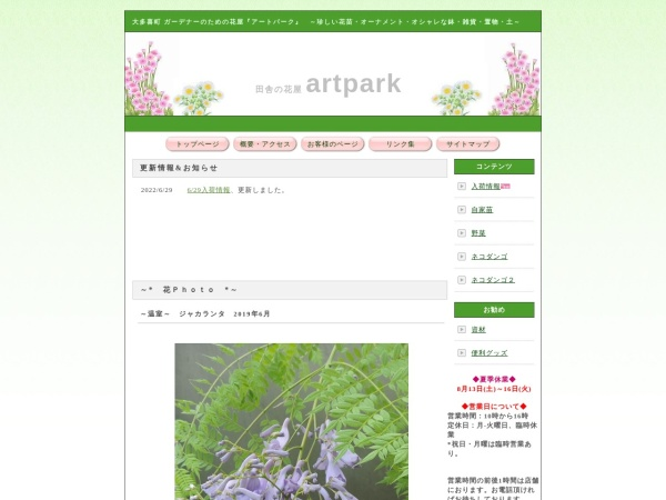 http://www.artpark878.com