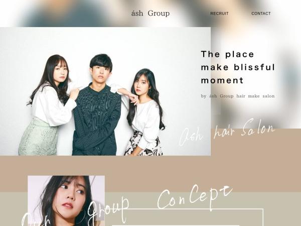 http://www.ash-hair.jp