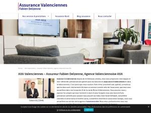 Spécialiste de l'assurance à Valenciennes