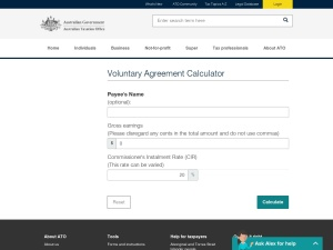 http://www.ato.gov.au/Calculators-and-tools/Tax-withheld-calculator/Voluntary-agreement-calculator.aspx