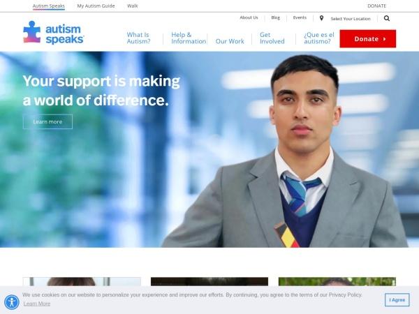 http://www.autismspeaks.org