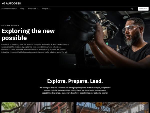 http://www.autodeskresearch.com/
