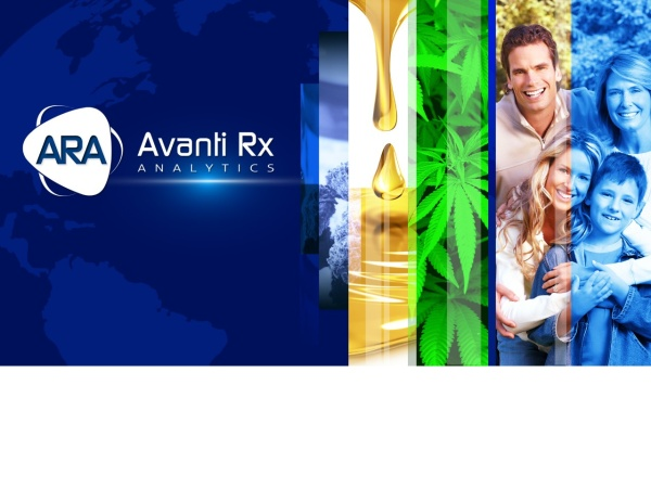 Screenshot of www.avantirx.com