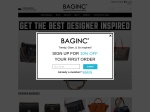 BAGINC Coupon Code