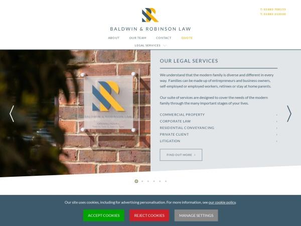 http://www.baldwinandrobinson.co.uk
