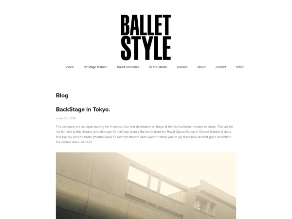 http://www.ballet.style/journal/2016/6/19/back-stage-in-tokyo