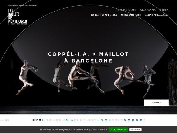 http://www.balletsdemontecarlo.com