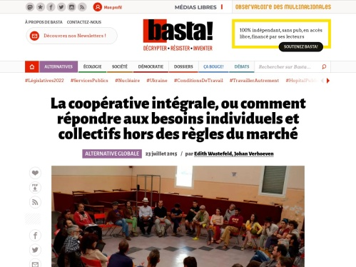 http://www.bastamag.net/La-cooperative-integrale-catalane-ou-comment-fonctionner-hors-du-systeme%20
