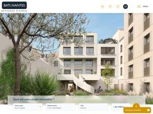 Constructeur immobilier Bati Nantes