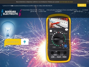 SARL BERNARD ELECTRICITE