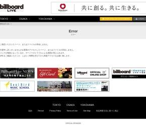 大阪Billboard Live