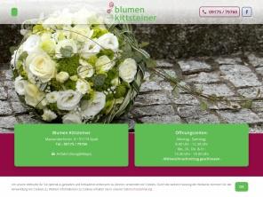Blumen Kittsteiner, Spalt