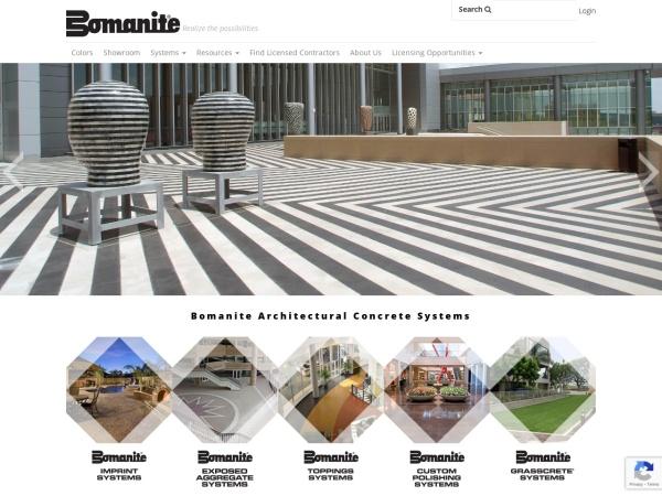 http://www.bomanite.com