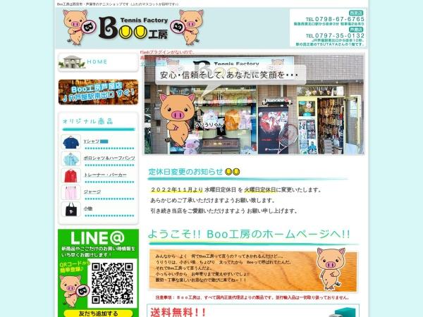 Screenshot of www.boo1300.com