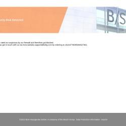 Screenshot of www.bosch-home.fr
