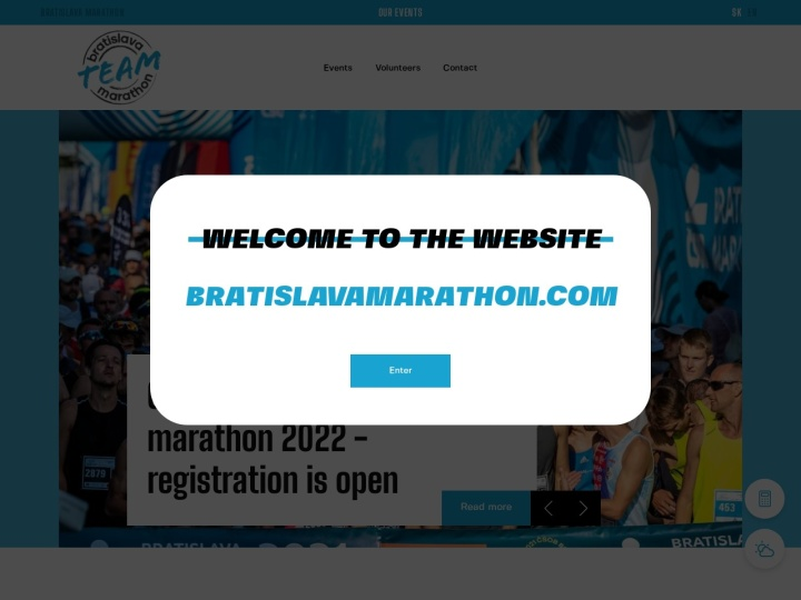 There is no page preview available for CSOB BRATISLAVA MARATHON 2014 at this moment. Please try again later.