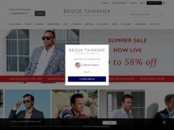 Brook Taverner Free Delivery September 2020 Free Delivery