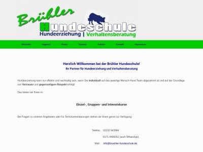 bruehler-hundeschule.de