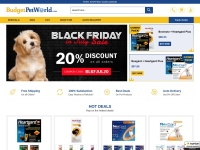 BudgetPetWorld Coupons