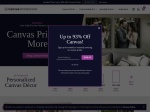 Canvas On Demand- Photos Become Canvas Art Coupon Code