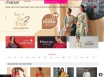 Cbazaar-world's Largest Online Indian Ethnic Wear Coupon Code