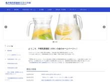 Screenshot of www.cdinet.jp