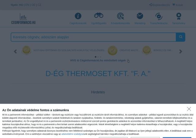 http://www.ceginformacio.hu/cr9310157778
