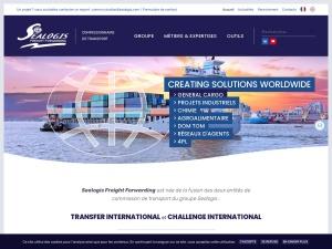 Découvrir le site du transporteur Challenge-Int