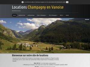 Logement classé 3 étoiles à Champagny en Vanoise