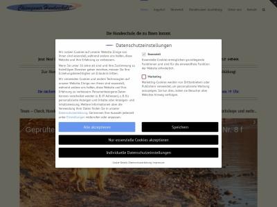 chiemgauer-hundeschule.de