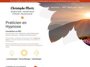 Christophe Mertz Hypnose