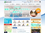 Screenshot of www.city.awara.lg.jp