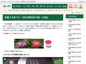 http://www.city.chiba.jp/toshi/koenryokuchi/ryokusei/midoritohana/oga-lotus2018.html