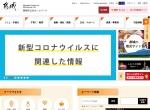 Screenshot of www.city.miyakonojo.miyazaki.jp