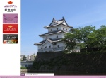 Screenshot of www.city.shibata.lg.jp