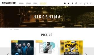 HIROSHIMA CLUB QUATTRO
