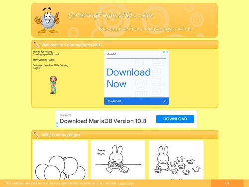 http://www.coloringpages1001.com/coloring-pages/miffy/