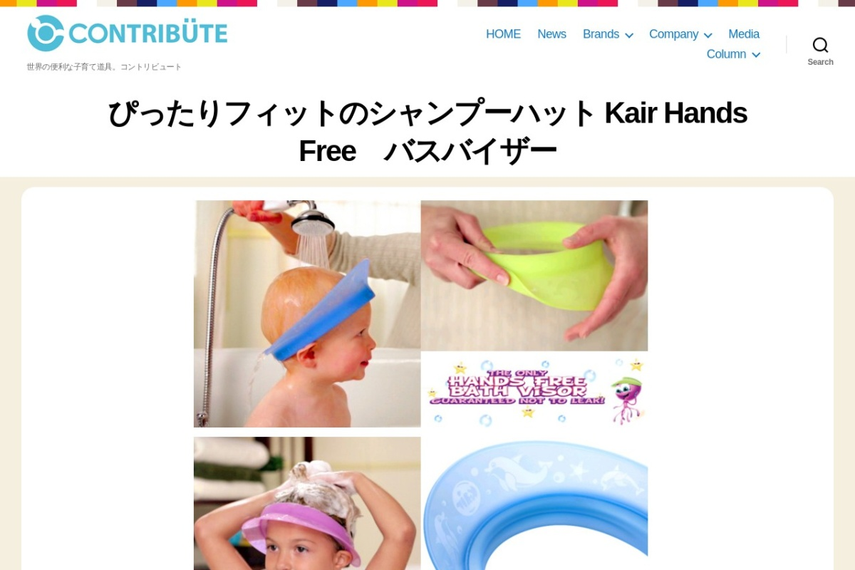 http://www.contribute.co.jp/product/bathvisor.html