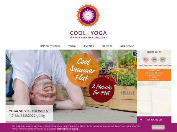 http://www.coolyoga.de
