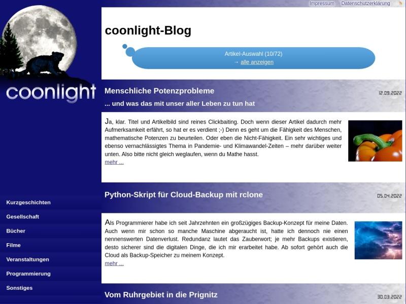 www.coonlight.de