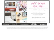 http://www.craneandcanopy.com/pages/get-glam-for-fall-giveaway