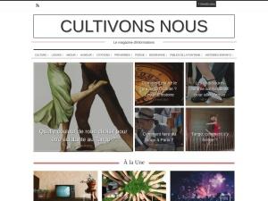 CultivonsNous : Poésies Citations Proverbes Pèmes