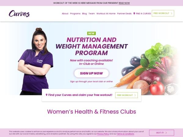 http://www.curves.com