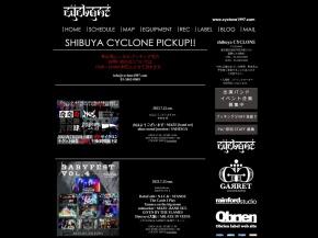 渋谷CYCLONE