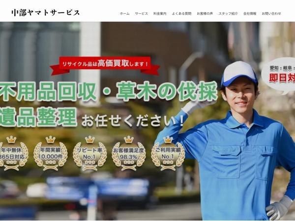 Screenshot of www.cyubuyamato.net