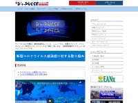 ディーズパルス沖縄のホームページ