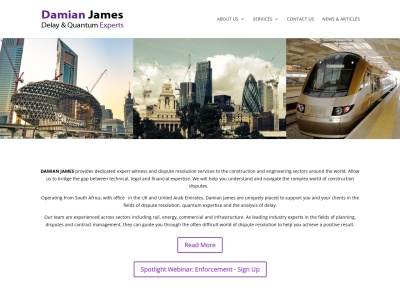http://www.damian-james.co.uk